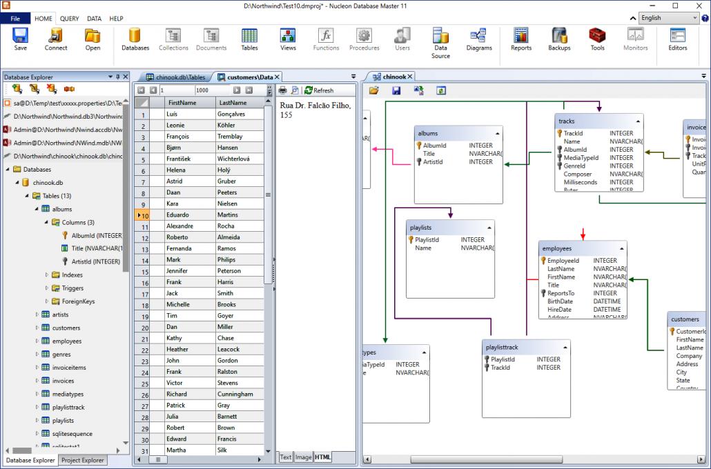 Windows 7 Database Master 11.0.0 full